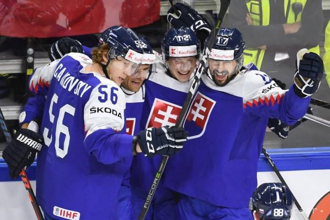 Ms V Hokeji 2018 Slovensko Francúzsko Online 24hodsk